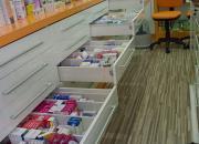 Чекмеджета за аптечно обзавеждане, ОТС - зона