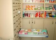amenajare farmacie, sertare farmacii, ICAS