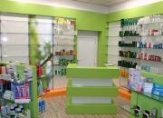 Касова зона, индивидуален дизайн за Аптека гр. Велико Търново