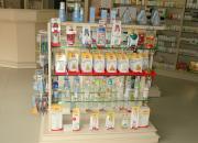 mobilier farmacie, amenajare farmacie