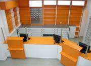 Mobilierul specializat pentru farmacie, Професионални фармацевтични шкафове, ICAS