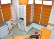 Συρταριέρες Φαρμακείου, Професионални фармацевтични шкафове, ICAS