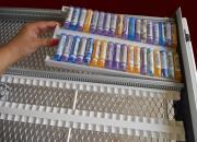 Чекмеджета за хомеопатията