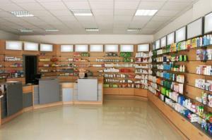 Професионално обзавеждане за аптеки