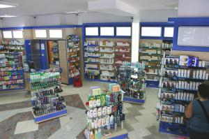 Pharmacy design and furniture, GALISTA,