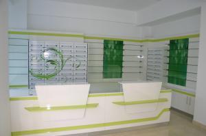 mobilier pentru farmacie