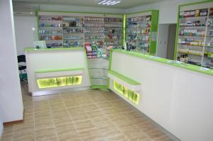 mobila pentru farmacii