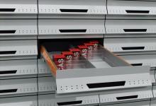 συρτάρια φαρμακείο - ICAS - professional storage system