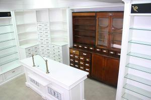 mobilier farmacii, mobilier farmacie