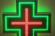 кръстове за аптеки, светещи кръстове за аптеки